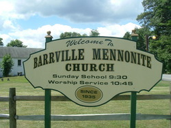 Barrville Mennonite