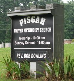 Pisgah United Methodist Church Cemetery