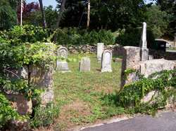 Bourne Family Cemetery