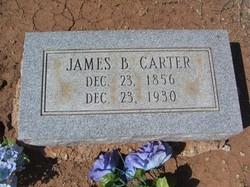 James Buchanan Carter
