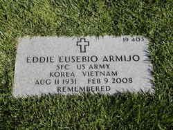 Sgt Eddie Eusebio Armijo