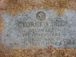 PFC George Samuel Dill