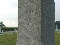 Mary Elizabeth <I>Schmitte</I> Doerner