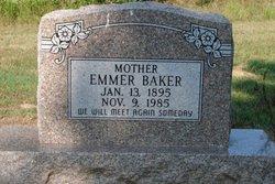 Emmer Baker