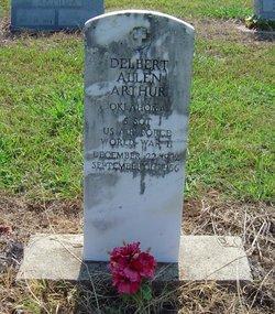 Delbert Allen Arthur