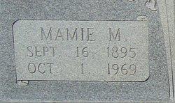 Mamie <I>West</I> Arthur