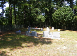 Shows Cemetery