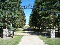 McClusky City Cemetery