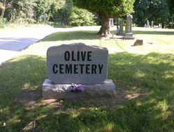 Olive Cemetery