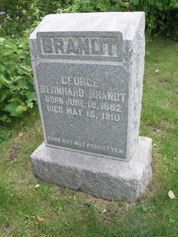 George Bernhard Brandt