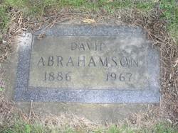 David Albert Abrahamson