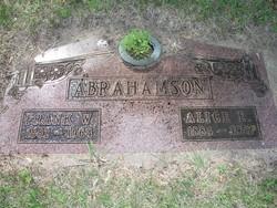 Alice Elizabeth <I>Ekman</I> Abrahamson