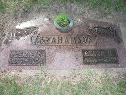 Frank W Abrahamson