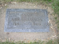 Annie Abrahamson