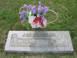 Eva Helena <I>Carlson</I> Abrahamson