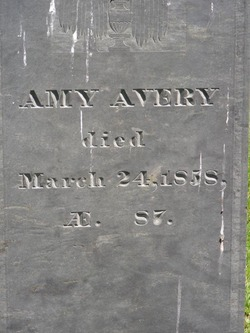 Amy <I>Denison</I> Avery