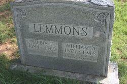 William Alexander Lemmons