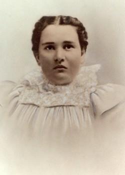 Mary Charlotte <I>Legwin</I> Eanes