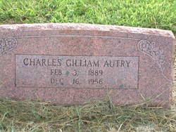 Charles Gilliam Autry