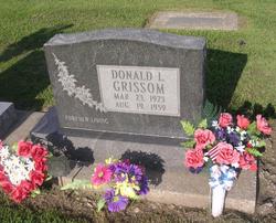Donald Grissom