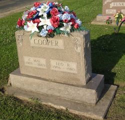 Cordelia Mae <I>Shrider</I> Cooper