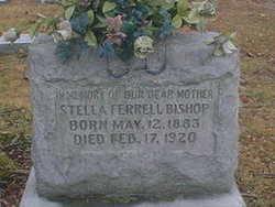 Stella Ferrell <I>Ferrell</I> Bishop