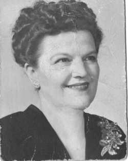 Margaret Ann <I>James</I> Bilger