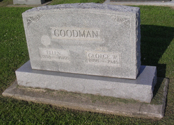 George Washington Goodman