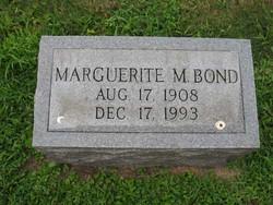 Marguerite Mosteller Bond