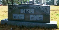 Thomas Irvin Sims