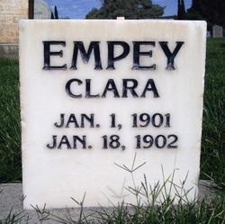 Clara Empey