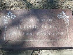 M. Marie Allen