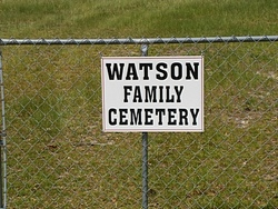 Watson Family Cemetery