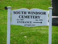 South Windsor Cemetery
