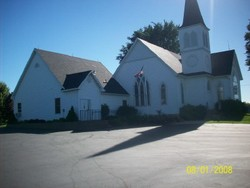 Prairieville United Methodist Cemetery