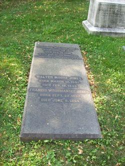 Capt Benjamin Walter Jones