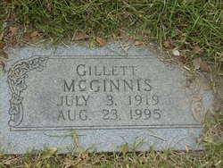 Gillett McGinnis