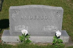 Mayme M. <I>French</I> Anderson