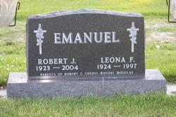 Leona Frances <I>Schammel</I> Emanuel