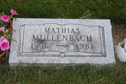 Mathias Gerald Mullenbach