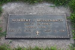 Norbert John Mullenbach