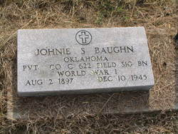 Johnie Simon Baughn