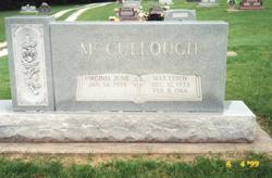 Max Leroy McCullough