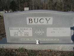 Mae Dell <I>Hopkins</I> Bucy