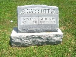 Allie May <I>Wall</I> Garriott