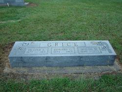 Maude M <I>Edwards</I> Grice