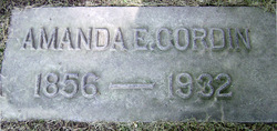 Amanda <I>Carr</I> Gordin