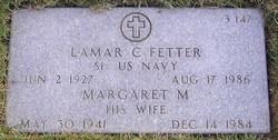 Margaret M Fetter