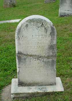 William Lefevre Killian