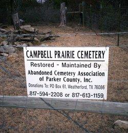 Campbell Prairie Cemetery